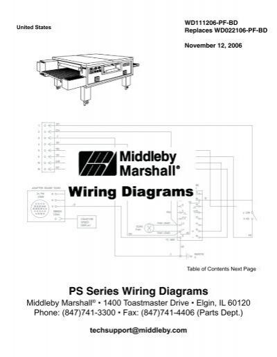 ps series wiring diagrams 11 06 4 5mb