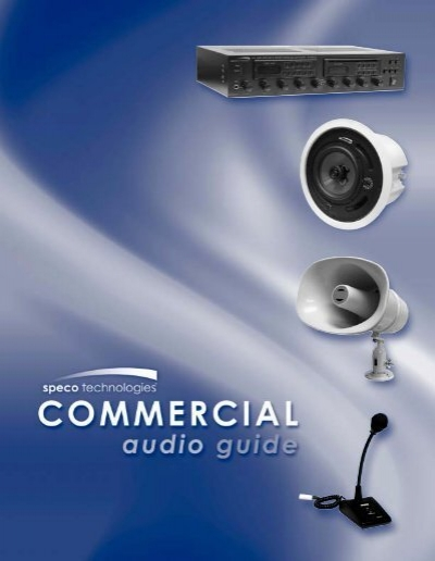 speco audio installation book - Stark Electronics   Speco Camera Wiring Diagram      Yumpu