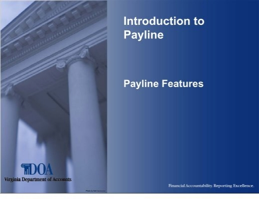 payline doa virginia