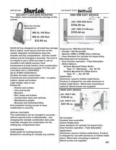 Jackson 30-320-628 Bottom Bolt Guide Assembly Aluminum