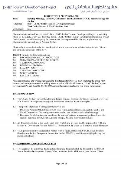 RFP 80 Develop MICE Strategy pdf - Siyaha
