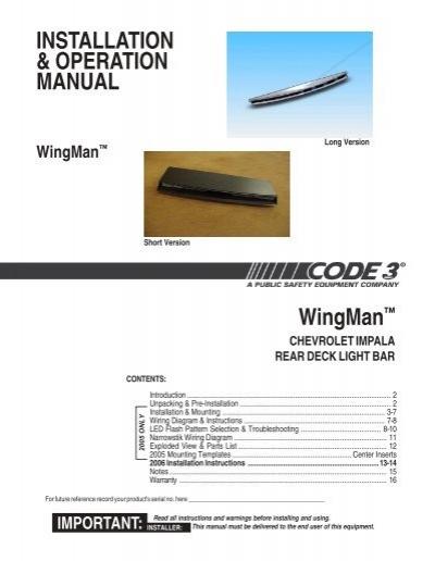 Code 3 Mx7000 Lightbar Wiring Diagram - Wiring Diagrams And Schematics