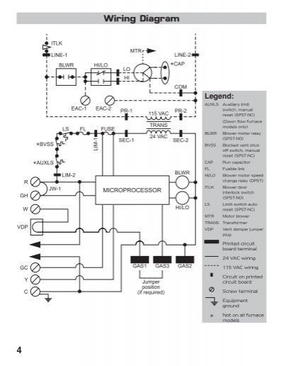 Wiring Diagram R GH W VDP on