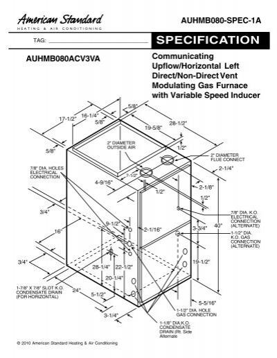 Auhmb080 Airflow