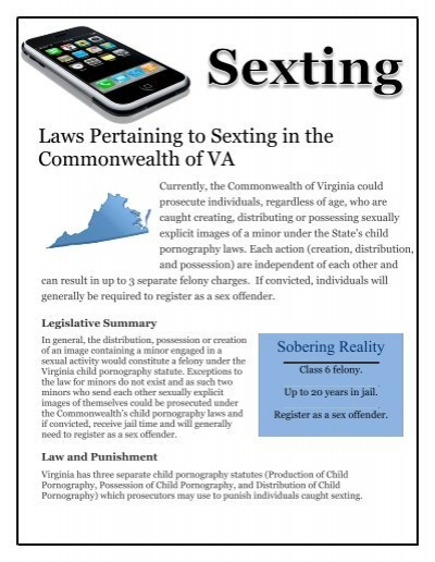 Legal dating age difference in virginia