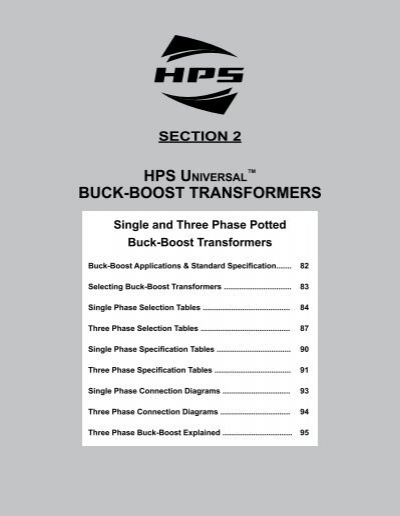 230V Secondary 20.8 Amps 208V Primary 50//60Hz 1-Phase Buck//Boost Step-Up Transformer