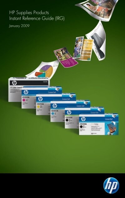 hp supplies products instant reference guide irg rh yumpu com Passport Acceptance Reference Guide Passport Acceptance Reference Guide