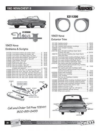 62 63 Chevy II Nova Window Felt Fuzzies WindowFelt Kit OE Style 2 Door Hardtop