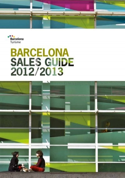 5 1 Range Of Hotels December 2011 Turisme De Barcelona
