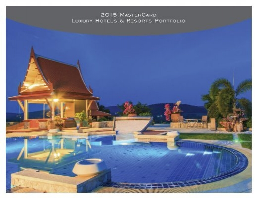 2015 Mastercard Luxury Hotels Resorts Portfolio