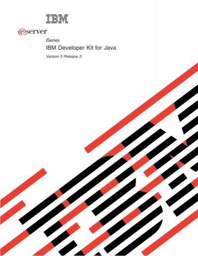 iSeries: IBM Developer Kit for Java - Faith Warren