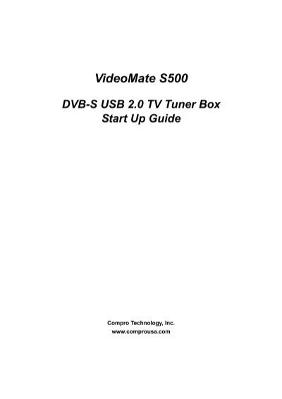 COMPRO U300 WINDOWS 8.1 DRIVER