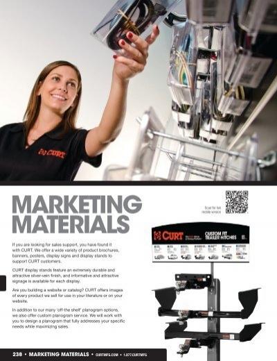Curt Manufacturing 23556 Towing Wiring