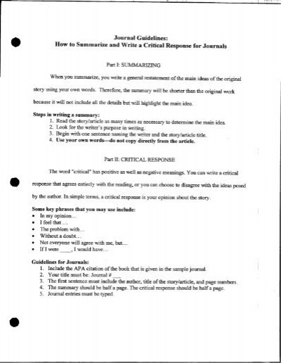 Writing A Five Paragraph Essay Outline Chapter  Review Of Related