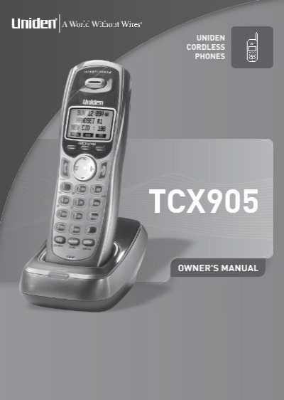 twx977 cover fm page 1 monday september 11 at uniden rh yumpu com Uniden Bearcat Scanner Manual Uniden Owner's Manual