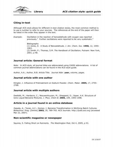 Acs copyright permission dissertation