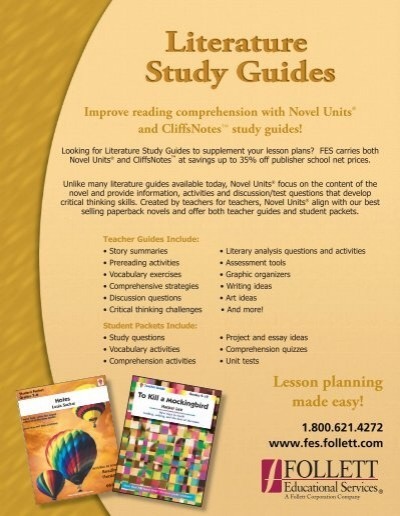 lesson planning made easy follett educational services