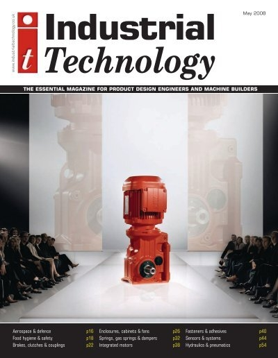 sensors & systems - Industrial Technology Magazine