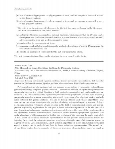 dissertation abstracts + english literature The focus of the study guide is the literature review within a dissertation or a thesis, but many of the ideas are transferable to other kinds of writing, such as an to avoid printing out or photocopying a lot of material that you will not ultimately read, you can use the abstracts of articles to check their relevance before you.