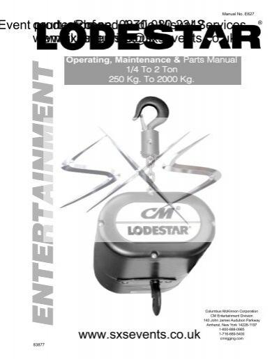 entertainment 3p lodestar manual qxd cm et rh yumpu com CM Lodestar Wiring-Diagram Troublshooting CM Lodestar Wiring-Diagram Troublshooting