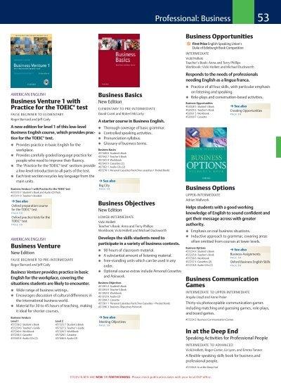 Student/'s Book with Business Class e-Workbo Intermediate Global Business Class