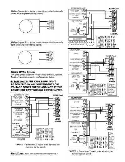 wiring d