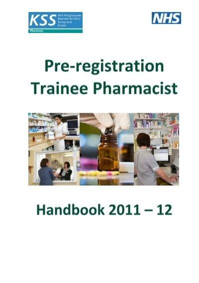 Pre-registration Trainee Pharmacist - Pharma Life