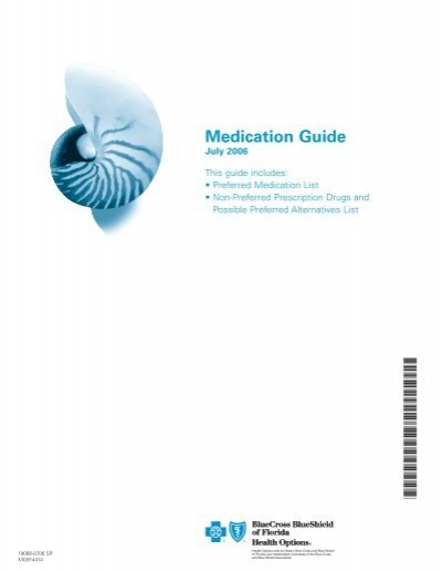 Medication Guide