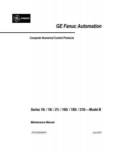GE Fanuc Automation - Automation Service Srl