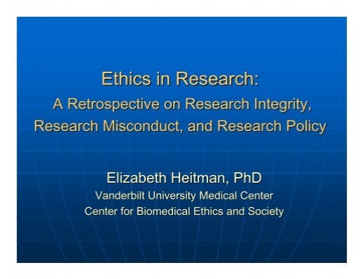 the ethics and morals in society