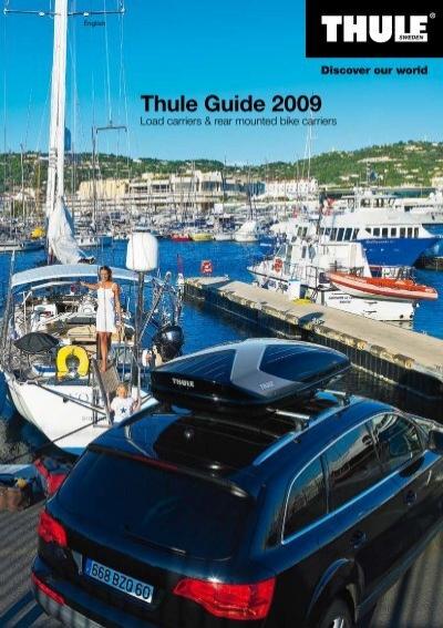 Thule Rapid Fitting Kit - 1 Kit Pack of 4 1354