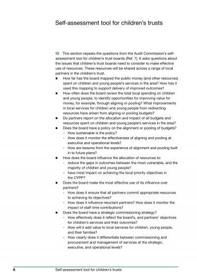 Self Assessment Essay Management Self Assessment Paper Leadership