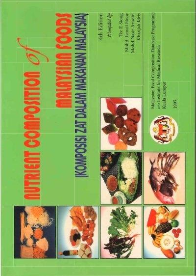 Komposisi Zat Dalam Makanan Malaysia