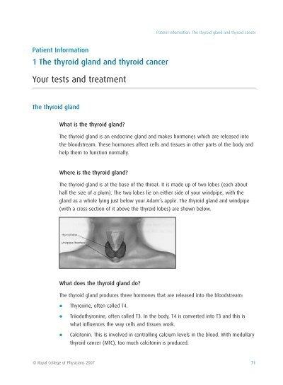 New Thyroid prelims - British Thyroid Association