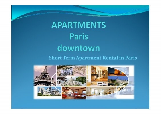 Best Short Term Apartment Rental In Paris