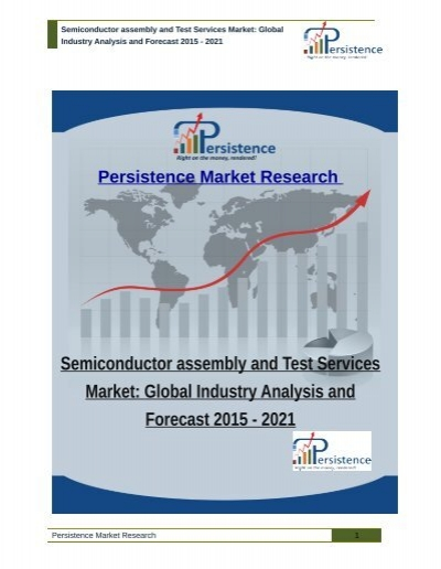Semiconductor Test Services : Semiconduc