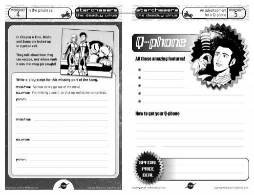 prisoners worksheet
