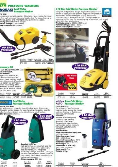 Karcher 35mm Premium Grade Vacuum Combination Floor Brush Tool