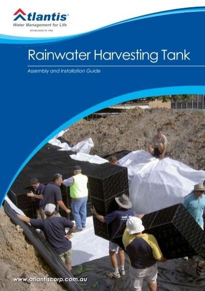 rainwater harvesting pdf in marathi