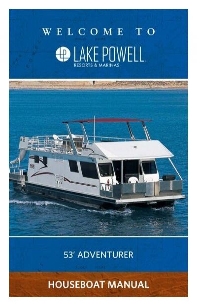 53 adventurer houseboat manual rh yumpu com Cartoon Manual Car Owners Manual