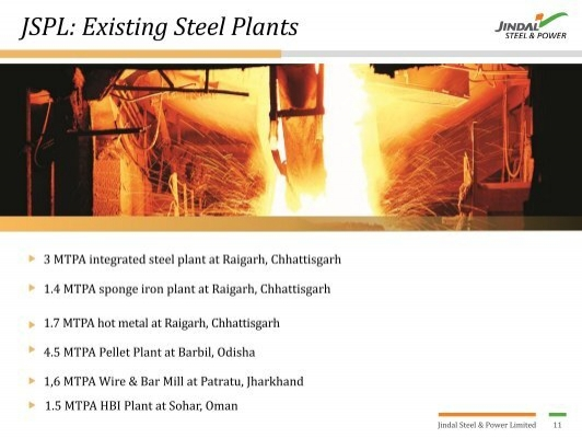 jspl expansion plan in chhattisgarh 1 Investor in the state of chhattisgarh with an investment commitment of over us$ 6 billion ( 30,000 crore) it has also diversified into the  jspl's expansion plans .