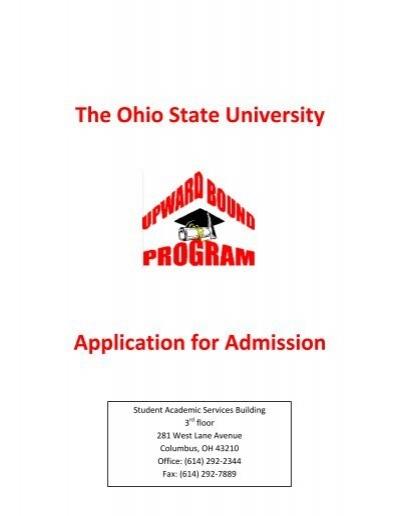 osu application essay 2011