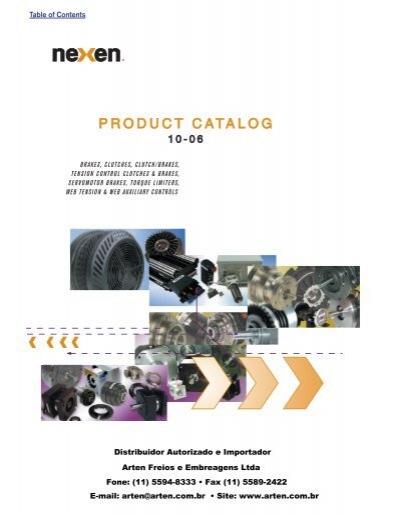 Air Engaged Torque Limiter Nexen 951233