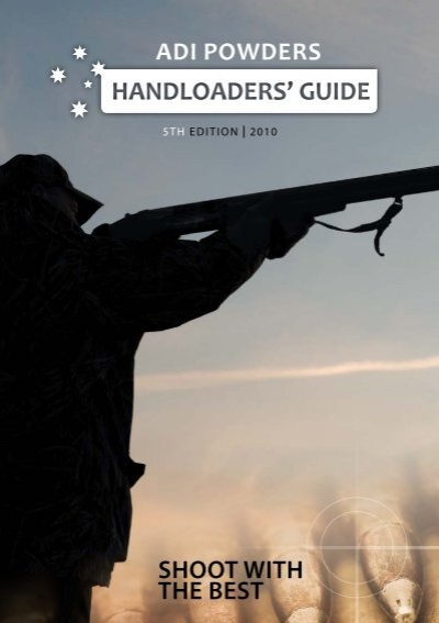 pistol adi powders handloaders guide rh yumpu com