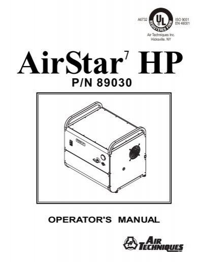 airstar hp