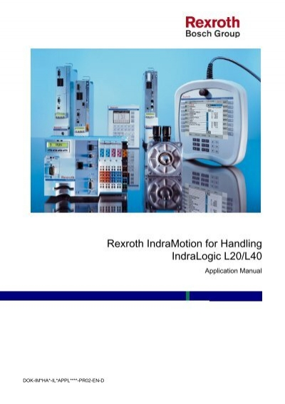 rexroth indramotion for h