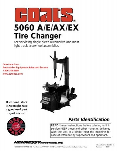41131806 coats 5030 tire changer parts automotive equipment sales and coats 9024e wiring diagram at edmiracle.co