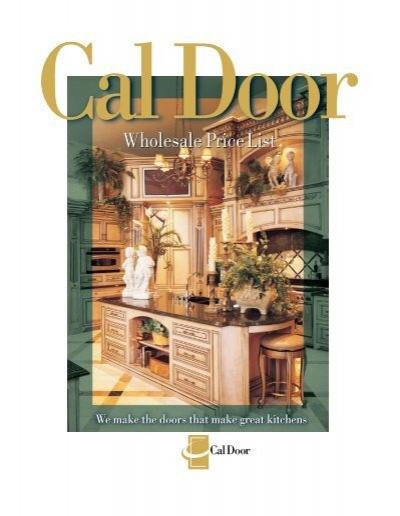 sc 1 st  Yumpu & Price sh_cover_11_04 (Page 1) - Cal Door