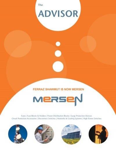 Pack of 1 Mersen ATMR-3//10 ATMR.3 600Vac Fuses