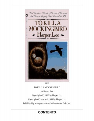 to kill a mockingbird book report flash These are the list of main characters in the book called to kill a mockingbird and says their importance.